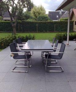 tafels buiten