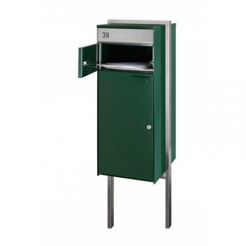 Postpakketbrievenbus-vrijstaand-model-met-Electronisch-slot-open